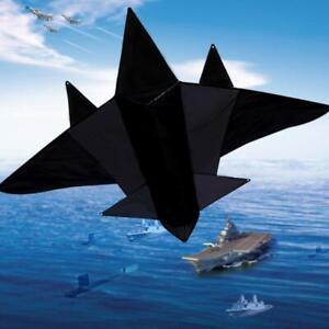 For-kid-Black-Lifelike-Jet-Plane-Single-Line-Kite-Outdoor-Toy-Beach-Park-Playing