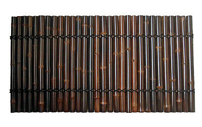 BAMBOO FENCE, BAMBOO FENCING, BAMBOO SCREEN -2M (L)  x 1M (H) EXCLUSIVE DESIGN