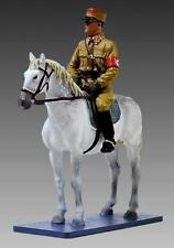 THOMAS GUNN WW2 GERMAN NORMANDY BER007 SA OFFICER ON WHITE HORSE MIB