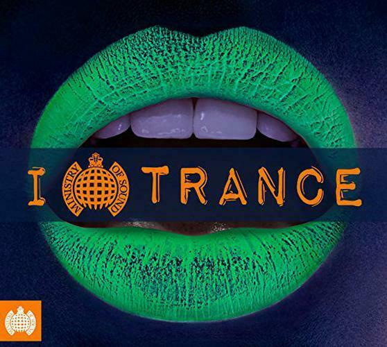 I Love Trance - Ministry of Sound Audio CD, Aceptable, Libre