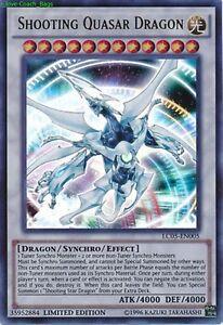 Shooting Quasar Dragon LC05-EN005 Ultra Rare Limited* Mint ...