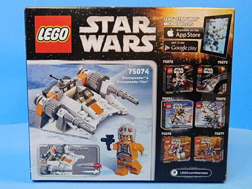 Lego Star Wars Microfighters 75074 Snowspeeder 97  Pieces  New!