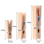 100-Mini-Wood-Pegs-Craft-Wedding-Hanging-Photo-Small-Clips-Wooden-Tiny-Art-Clip thumbnail 2
