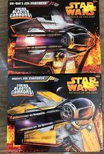 Star Wars Obi-wan's & Anakin's Jedi Starfighter Revenge of the sith
