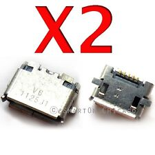 2 X Dock Connector Charging Port Replacement for Nokia Lumia 822 USA Seller