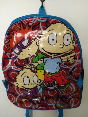 RARE VTG 90's Nickelodeon Rugrats Backpack - image 1