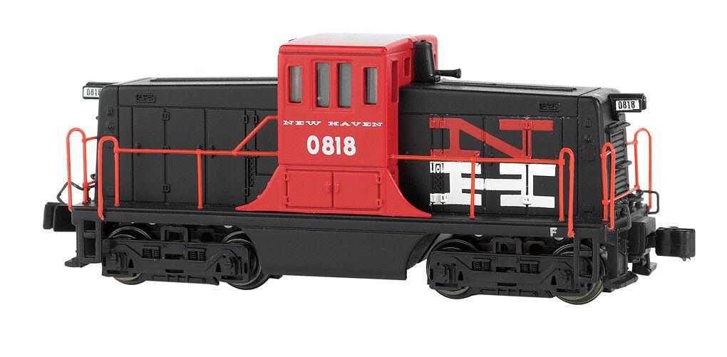 N Bachmann 8855  GE 44 Ton Diesel Switcher, New Haven (DCC)  NIB