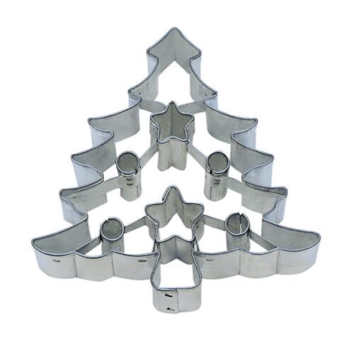 "Ausstecher//Ausstechform ""TANNENBAUM CHRISTBAUM"" Weihnachtsbaum"