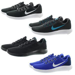 Image is loading Nike-852462-Mens-Lunarconverge-Mesh-Lightweight-Running- Shoes- e75dca3ef