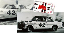 CD_1815 #42 Lee Petty 1952 Chrysler  1:64 Scale Decals