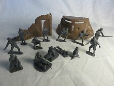 Classic Toy Soldiers/Marx reissue, WWII German Defensive Combo Set, Toy Soldiers