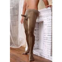 2016 New Hot Sexy Mens Tights Pantyhose Underwear Sleeve Sheath Tights Stocking