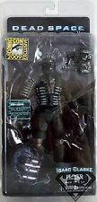 "ISAAC CLARKE Dead Space Video Game 7"" inch Figure SDCC Comic Con Neca 2009"