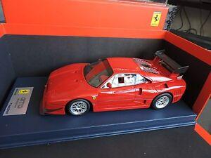 Ferrari 288 Gto Evoluzione Sport Roues Looksmart Édition 1/18 Limitée Idem Bbr