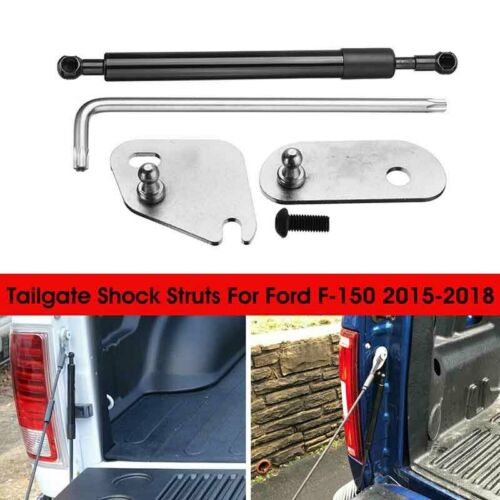 Tailgate Assist Lift Support Shock Struts Damper Kit For Ford F-150 2015-2018