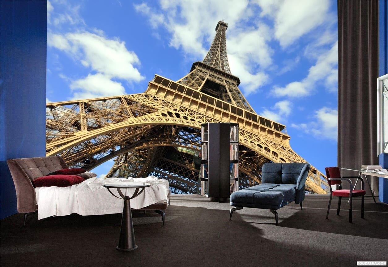 3D 3D 3D Schöner Himmel Paris Szenisch  73 Tapete WandgemäldeTapeten Bild Familie DE | New Products  | Neuartiges Design  | Sehr gute Qualität  eb3b34