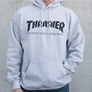Sudadera-Thrasher-Sudadera-con-Capucha-Hombre-Barata-Skate-Mag-Skateboard-Unisex