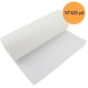 New-Brothread-Wash-Away-Machine-Embroidery-Stabilizer-10-034-x-25-Yd-Roll