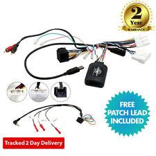 CTSNS009.2 Steering Wheel Stalk Control Adaptor for Nissan Qashqai (2014>)