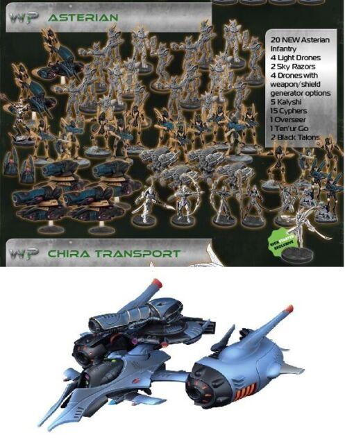 Mantic Asterian KS Starter Warpath or Firefight Army
