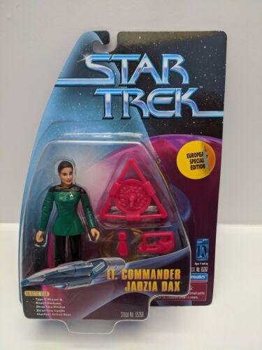 STAR Trek-TENENTE COMANDANTE jadzia DAX Action Figure 65268 vedi foto