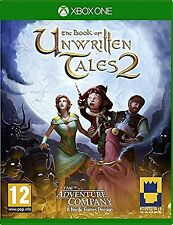 The Book of Unwritten Tales 2 For XBOX One (New & Sealed)