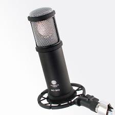 MC-900 HiFi Studio Kondensatormikrofon Großmembran Profi Mikrofon HighEnd Spinne