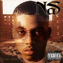 It-Was-Written-von-Nas-CD-Zustand-gut