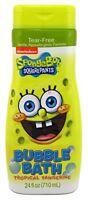 Spongebob Bubble Bath Tropical Tangerine 24oz Each on sale