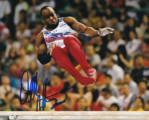 DONNELL-WHITTENBURG-2016-RIO-OLYMPICS-GYMNASTICS-SIGNED-AUTOGRAPH-8X10-PHOTO-COA