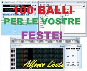 Top-100-Basi-karaoke-midi-ballabili-Balli-di-gruppo-liscio-caraibici