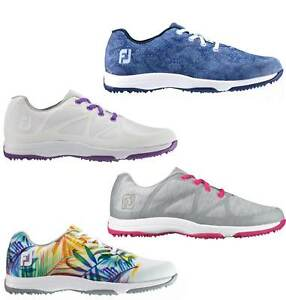 FootJoy Women's Leisure Golf Shoes Spikeless Ladies New - Choose Color & Size!