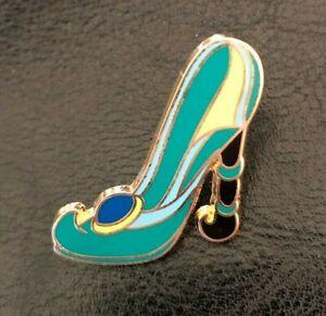 Exclusive-Princess-Jasmine-High-Heel-Shoe-Slipper-Walt-Disney-039-s-Aladdin-Pin
