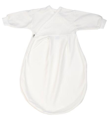 ALVI Baby biloulou Sac de couchage innensack Taille 56 Blanc Nouveau