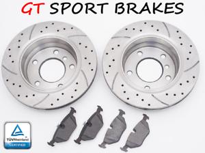 plaquettes de freins avant disques de frein//freins Set c5 2.4 Audi a6 4b