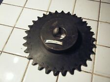 """80B12 SPROCKET   #80 CHAIN 12 TOOTH 1/"""" BORE WITH KEY WAY LOT OF 4"""