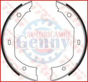TRW-GS8656-KIT-GANASCE-FRENO-per-BMW-1-E81