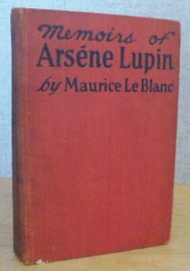 MEMOIRS-OF-ARSENE-LUPIN-by-Maurice-Le-Blanc-1925