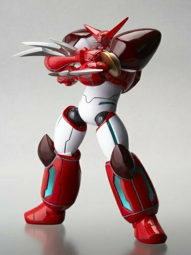 Kaiyodo Revoltech 037 37 OVULI Shing Getter 1 cifra