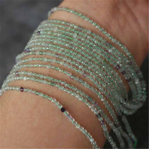 1 Strand Garnet Crystal Gemstone Faceted Round Loose Beads 15.5inch DIY HH6645