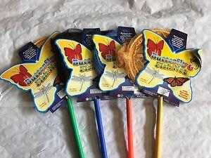 Käfernetz Fang Netz Schmetterling Käfer Kescher Fisch 86  x 19,5 cm