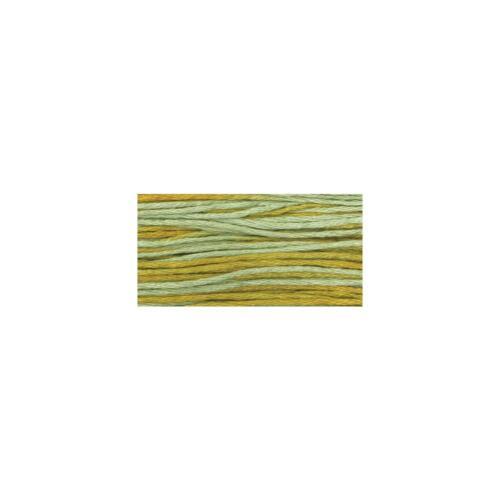 WEEKS DYE WORKS 6 Strand 5yd Hand Dyed Floss THREAD Needlework,Cross Stitch M-Z