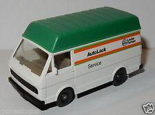 WIKING HO 1/87 VW VOLKSWAGEN COMBI LT 28 AUTO LACK ICI ENCADRE PEINTURE SERVICE