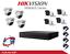 miniatuur 1 - KIT TELECAMERE VIDEOSORVEGLIANZA HIKVISION 4/8/16CANALI4MP RISOLUZIONE 2560x1440