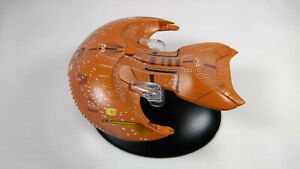 Star-Trek-Eaglemoss-Ferengi-Marauder-3650-A-G-Collectors-Model-Display-Stand