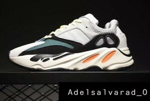 e38692541aff Image is loading Adidas-Yeezy-Boost-700-Wave-Runner-Sz-8-