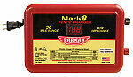 Parmak Mark 8 Mark 8 Electric Fence Charger 30 Mile Low Impedance Plug In