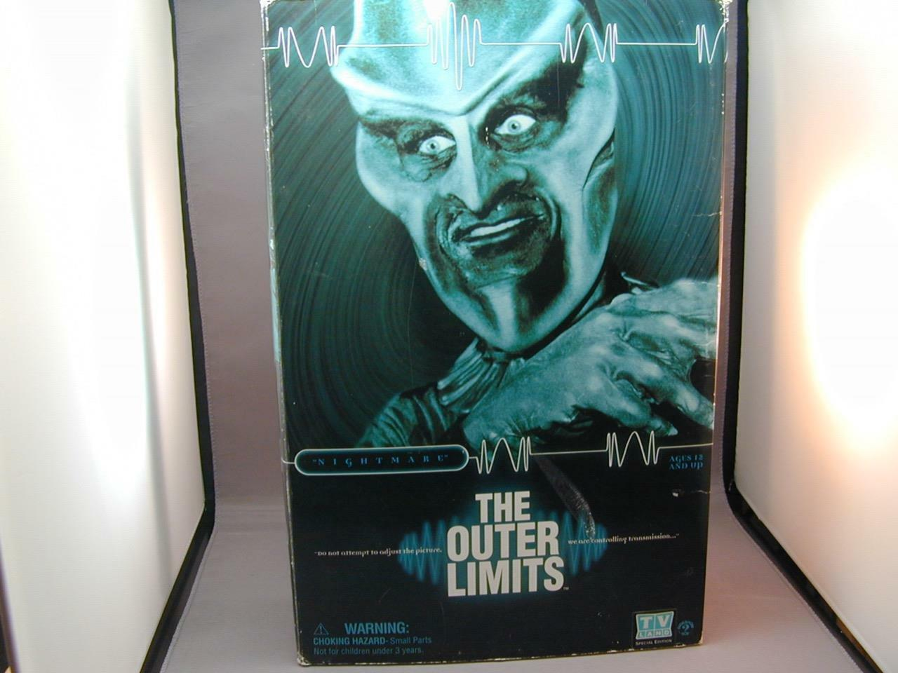 """Sideshow Toys The Outer Limits """"Nightmare"""" 12"""" Figure NIB"""