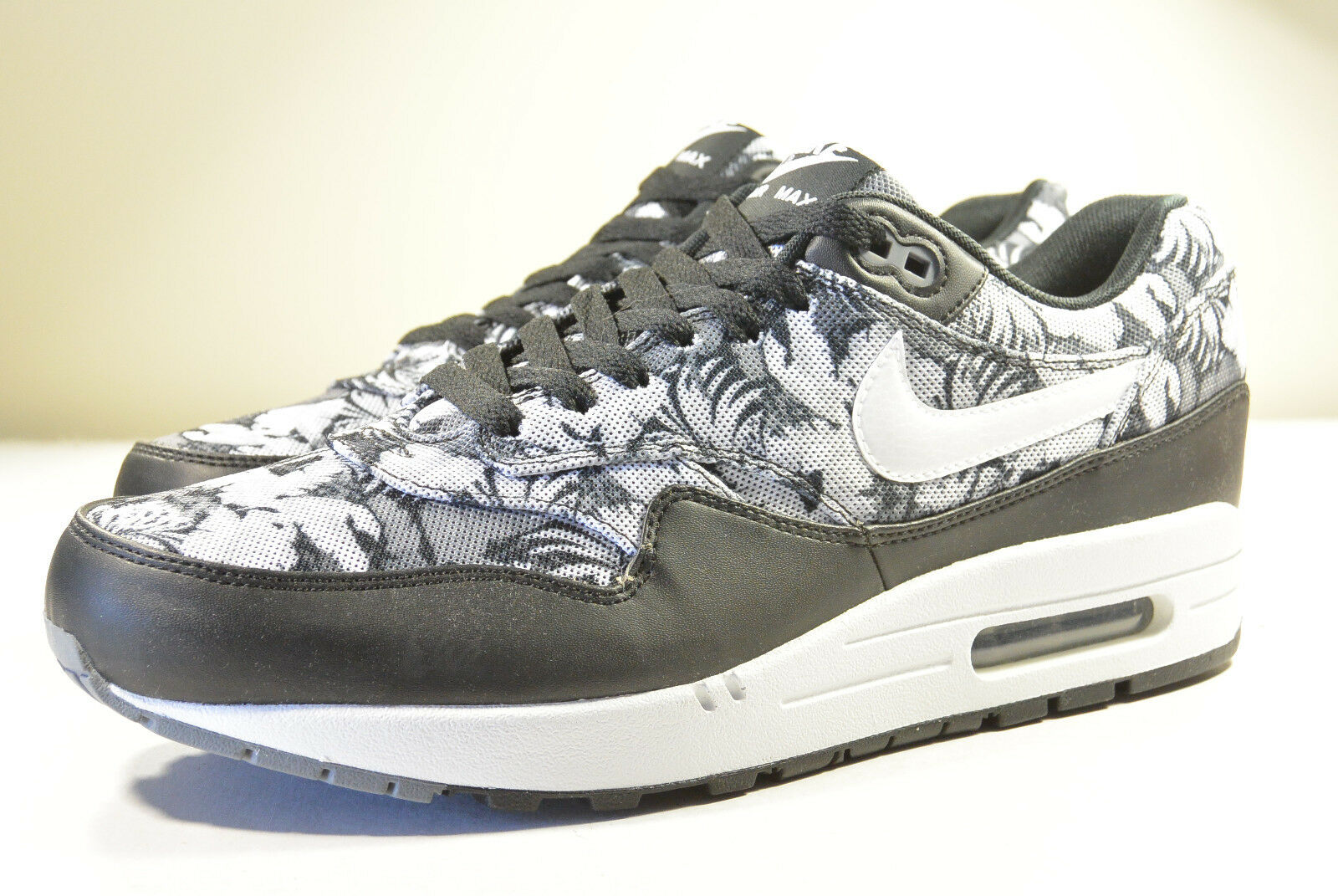 DS 2014 NIKE AIR MAX 1 GPX BLACK GREY 9 SUPREME HYPERFUSE ATMOS SAFARI 95 90