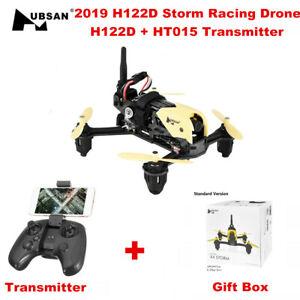 Hubsan H122D PRO FPV STORM Racing Drone 720P Camera+ Transmitter...